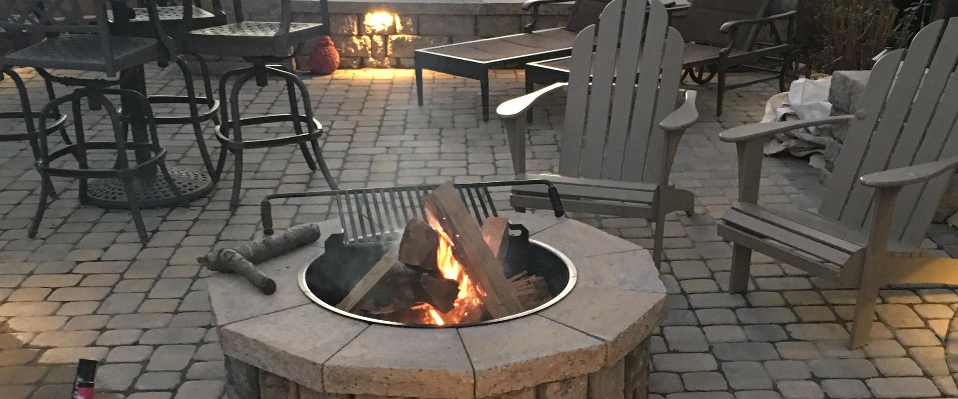 fireplaces u0026 firepits u2013 xtreme landscape